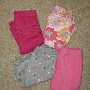 Other - Bundle of baby girl pants